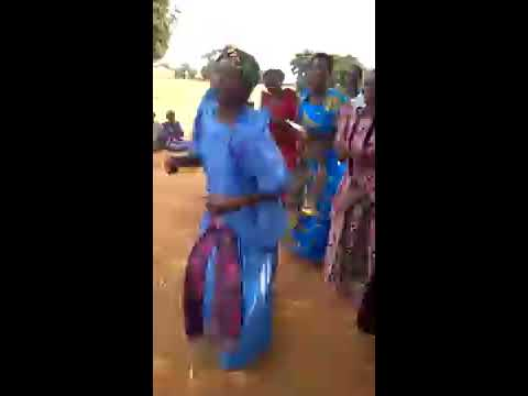 UGANDA - A special rendition from the Ugandan widows