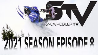 Snowmobiler TV 2021 - Episode 8