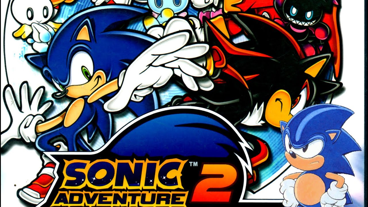 Sonic Adventure 2 Battle Playthrough Youtube