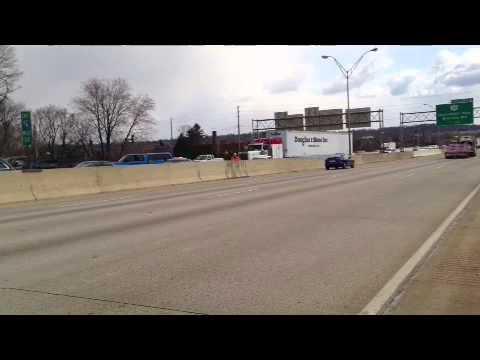 Akron truck crash, I-76