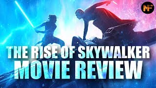 The Rise of Skywalker: Not as bad as I thought it would be (Star Wars Movie Review)