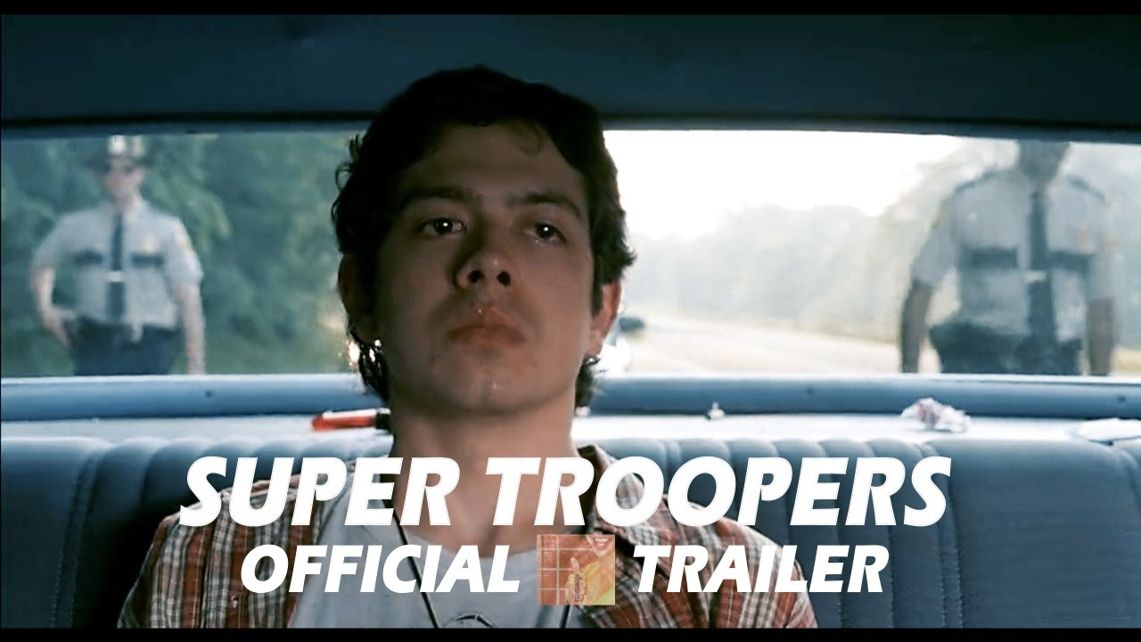 Super Troopers - Trailer Recut