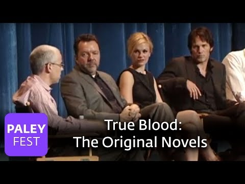True Blood  Alan Ball on the Original Novels, the Cast on  Reactions