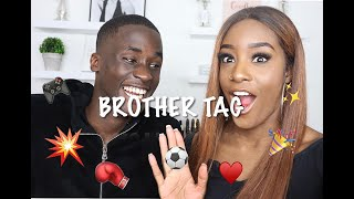BROTHER TAG : ON REPOND A 20 QUESTIONS