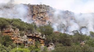 Tokai Fire / Muizenberg Fire 2015
