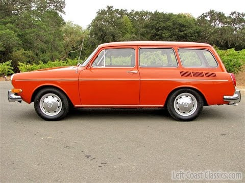 Stunning 1971 Volkswagen Type-3 Squareback for Sale