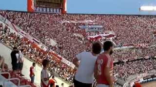 MIRA QUE DISTINTOS SOMOS - River Plate vs Olimpo - Torneo de Transición 2014