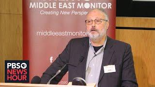 News Wrap: Istanbul trial begins for Saudi suspects in Khashoggi murder