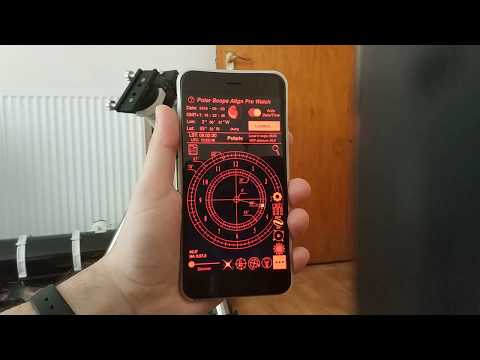 PS Align Pro: Finding astro targets by pointing to the sky