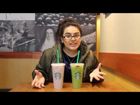Starbucks Secret Menu at SXU