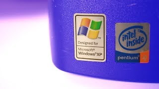 A Nostalgic Look At Microsoft Windows XP