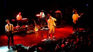 Mayer Hawthorne - Shiny & New - I Wish It Would Rain - Circo Voador 03/02/2012