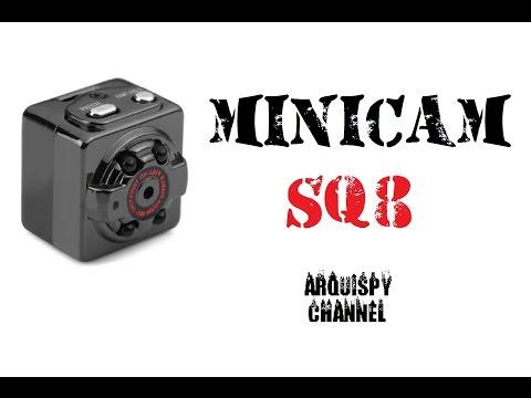 Minicam SQ8 (Español)