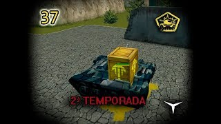 37.Mr Cajita (Tanki Online - Temporada 2) // Gameplay
