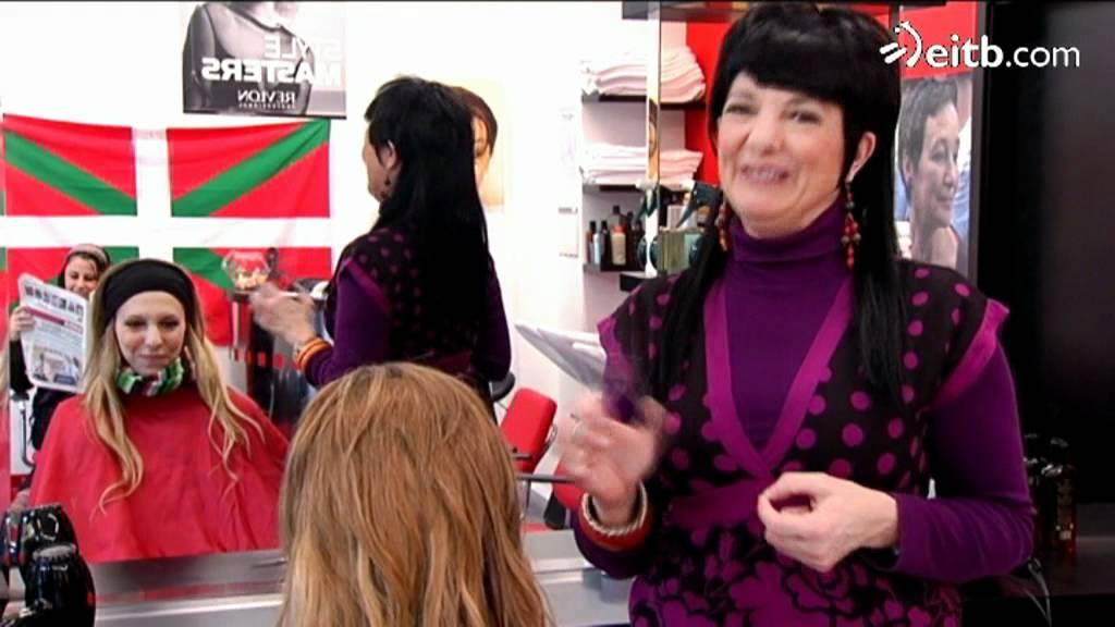 Hermoso peinados vascos Galería De Tutoriales De Color De Pelo - La peluquería abertzale - YouTube