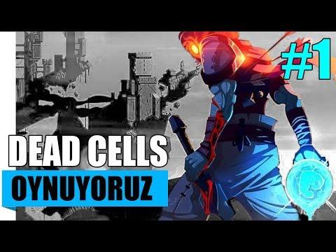 KAFASI BAĞIMLILIK YAPAN BİR OYUN - Dead Cells Oynuyoruz #1