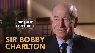 Sir Bobby Charlton Interview | Full | History Of Football