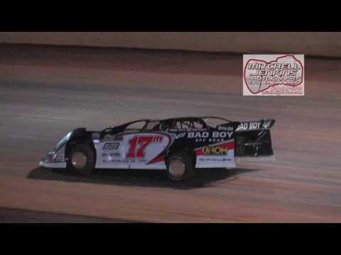 Boyd's Speedway 4/1/16 Super Latemodel Heats 1-3!