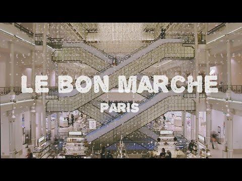 Noël au Bon Marché - Paris #1