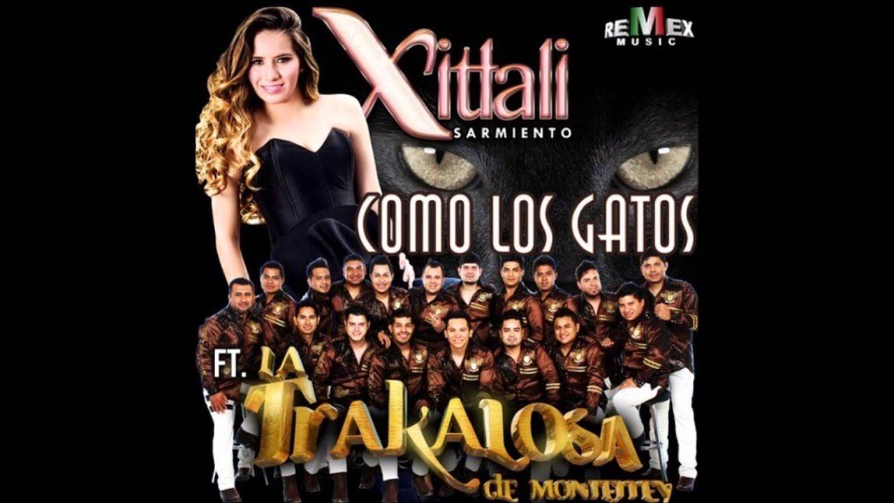 La Trakalosa de Monterrey Ft Xitlali Sarmiento , Como los gatos (Epicenter Bass)