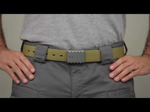 """5.11 Tactical Men/'s 1.5/"""" Apex T-Rail Belt Military Small-4X-Large Style 59504"""