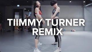 Tiimmy Turner Remix - DJ Flex / Mina Myoung & Hyojin Choi Choreography
