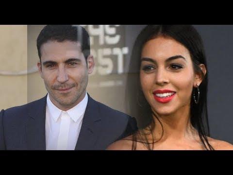 Miguel Ángel Silvestre no se olvida de Georgina Rodríguez y la felicita tras ser madre
