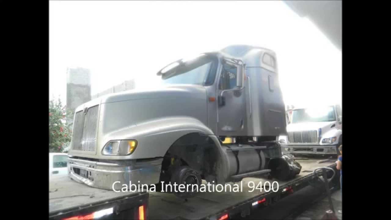 Cabina International 9400i : Cabina international 9400 2006 youtube