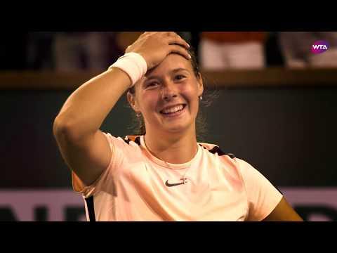 2018 Indian Wells Final Preview: Daria Kasatkina vs. Naomi Osaka