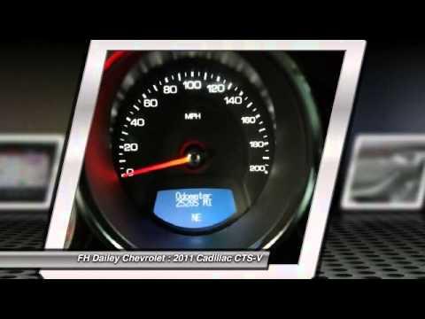 2011 Cadillac CTS-V FH Dailey Chevrolet - Bay Area - San Leandro CA 681