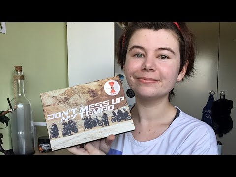 Unboxing || EXO Don't Mess Up My Tempo (Moderato Version)