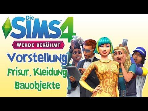 Shiva Stellt Vor Die Sims 4 Werde Berühmt Frisuren Kleider