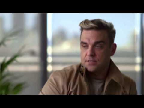 Robbie Williams on Nova Entertainment - AdNews