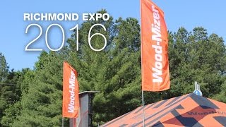 New Wood-Mizer Products at 2016 Richmond Expo