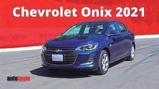 Chevrolet Onix 2021 - Test Técnico - El sedán subcompacto más rápido de México