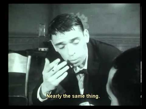 Jacques Brel Interview with English Subtitles