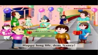 Happy Birthday Non Stop Nursery Rhyme Must Watch