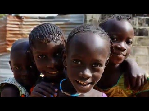 The trip around the world - Senegal