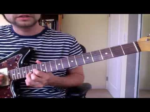 Get Better At Guitar! Exercise 1 : D Major Triad (Easy Guitar Lessons)