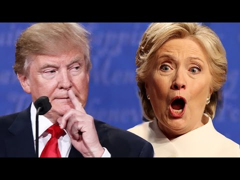 5 WTF Moments From Third Presidential Debate: Hillary Clinton vs. Donald Trump