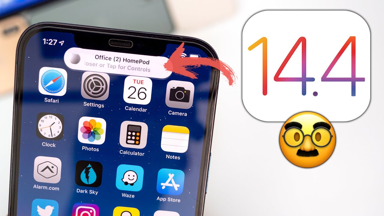 iOS 14.4 Features: Everything New in iOS 14.4