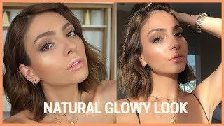 Maquillaje estilo Tumblr Glowy & Bronzy | Anna Sarelly