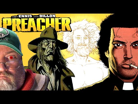 Preacher di Garth Ennis e Steve Dillon