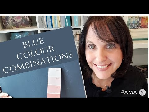 Blue Colour Combination Benjamin Moore Paints