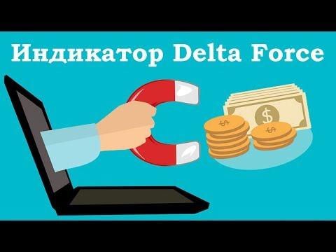 Delta Force - интересный индикатор форекс без перерисовки