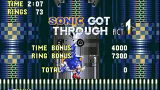 Sonic & Knuckles (Genesis) - Longplay
