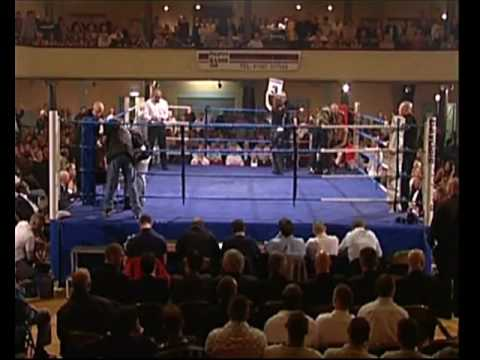 Michael Hunter vs Marc Callaghan 2