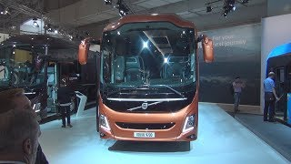 Volvo 9700 Bus Exterior and Interior