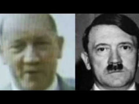 Hitler of The Andes - Did Hitler Really Kill Himself In The Bunker? (WWII Documentary)