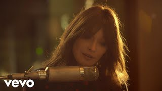 Carla Bruni The Winner Takes It All Live Session